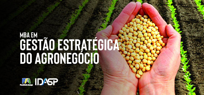 MBA em Gestão Estratégica do Agronegócio